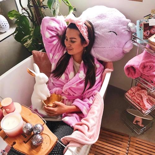 Nederlands Beauty Influencer Serena Verbon in de influencer DNA top 30 lijst