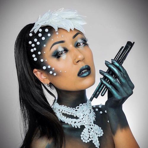Nederlands Beauty Influencer Sheling Kamkes in de influencer DNA top 30 lijst