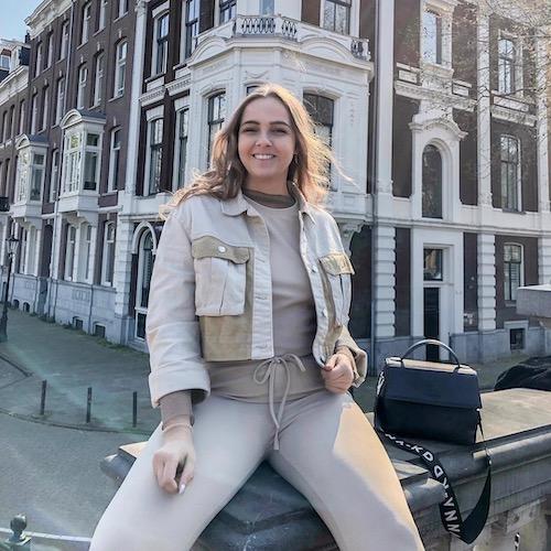 Nederlands Beauty Influencer Tessa Leffring in de influencer DNA top 30 lijst