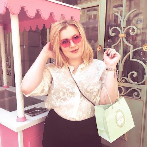 Nederlands Beauty Influencer Vera Lucker in de influencer DNA top 30 lijst