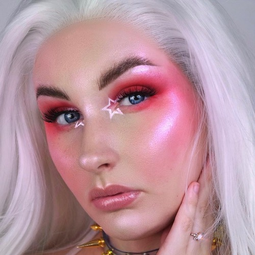 Nederlands Beauty Influencer Yasmin Goedhart in de influencer DNA top 30 lijst