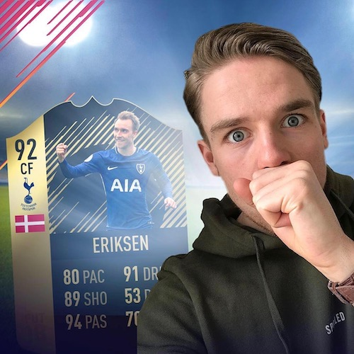 Nederlandse gaming influencer Koen Weijland in de Influencer DNA top 30 lijst