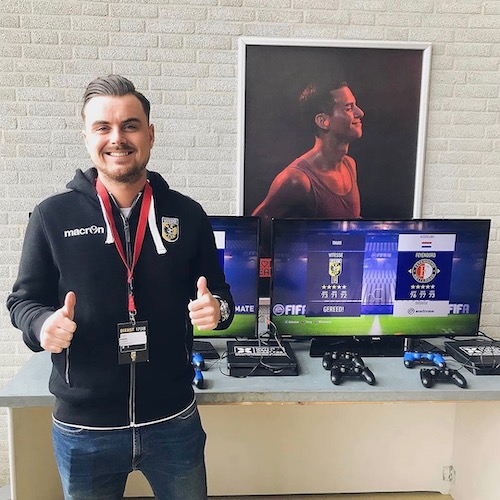 Nederlandse gaming influencer Paskie Rokus in de Influencer DNA top 30 lijst