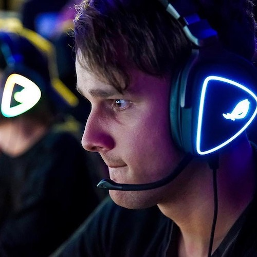 Nederlandse gaming influencer Ronald Vledder in de Influencer DNA top 30 lijst
