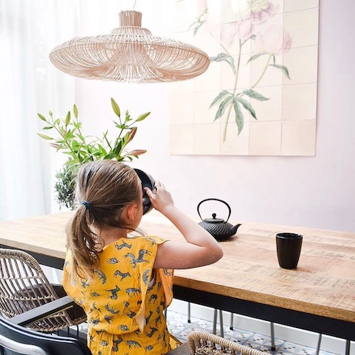 Nederlandse interieur influencer Annemarie Poorter in de top 30 lijst van Influencer DNA