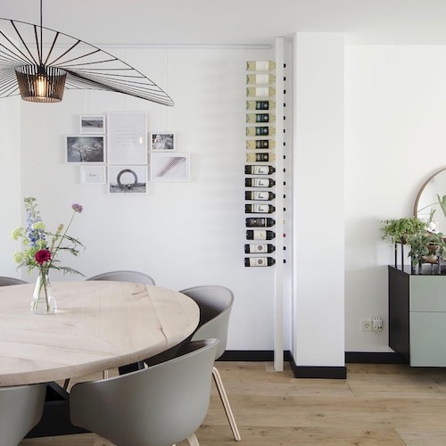 Nederlandse interieur influencer Hiske Ligtenberg in de Influencer DNA top 30 lijst
