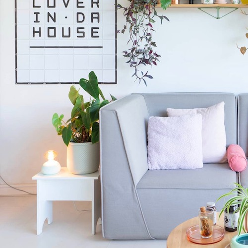 Nederlandse interieur influencer Judith de Graaff in de Influencer DNA top 30 lijst