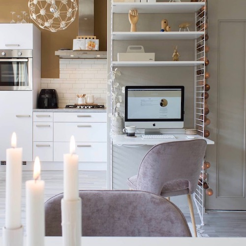 Nederlandse interieur influencer Judith Sturm-Huls in de Influencer DNA top 30 lijst