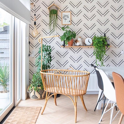 Nederlandse interieur influencer Kelly van Herk in de Influencer DNA top 30 lijst