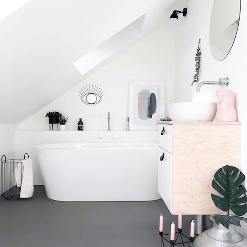 Nederlandse interieur influencer Lisette de Jong in de Influencer DNA top 30 lijst