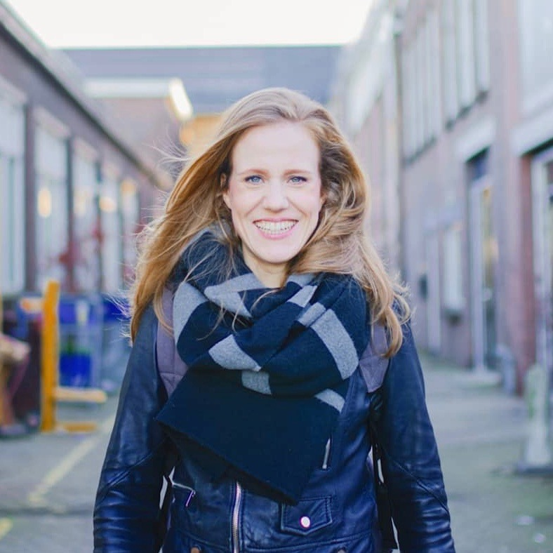 Nederlandse interieur influencer Desiree de Vreede in de Influencer DNA top 30 lijst