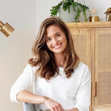 Nederlandse interieur influencer Tanja van Hoogdalem in de top 30 lijst van Influencer DNA