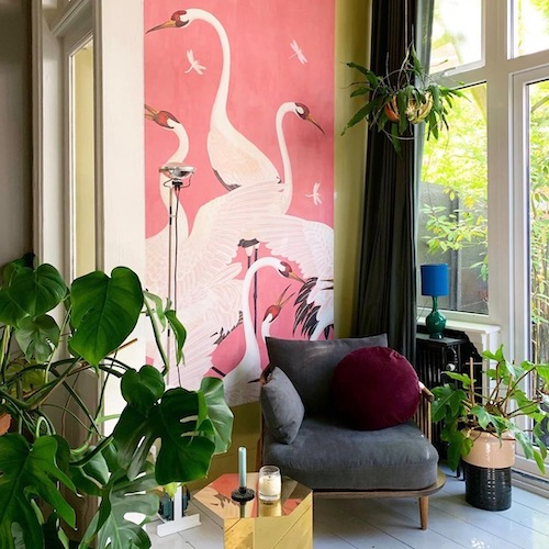 Nederlandse interieur influencer Theo-Bert Pot in de Influencer DNA top 30 lijst