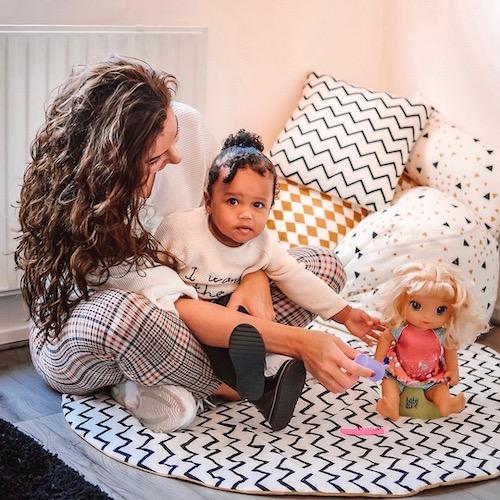 Nederlandse mommy influencer Paulien Tilstra in de top 30 lijst van Influencer DNA