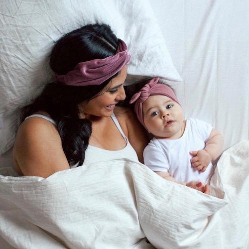 Nederlandse mommy influencer Alisson Simmonds in de Influencer DNA top 30 lijst