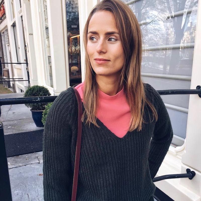 Nederlandse mommy influencer Charlotte Verhoeven in de top 30 lijst van Influencer DNA
