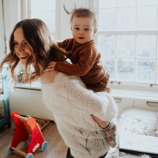 Nederlandse mommy influencer Billie Rose in de top 30 lijst van Influencer DNA