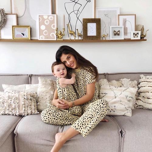 Nederlandse mommy influencer Kae Sutherland in de Influencer DNA top 30 lijst