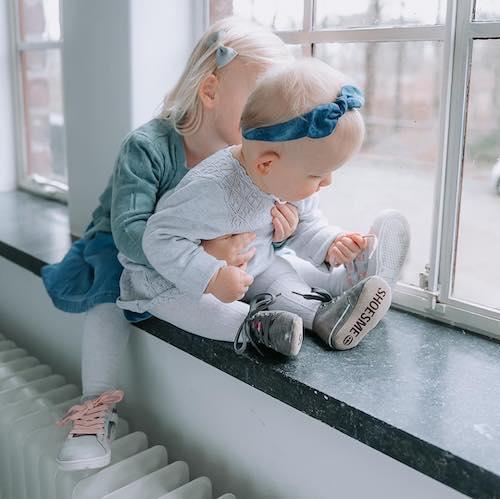 Nederlandse mommy influencer Karin Bron in de Influencer DNA top 30 lijst