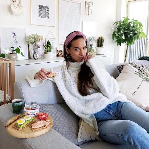 Nederlandse mommy influencer Marlieke Koks in de Influencer DNA top 30 lijst