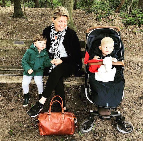 Nederlandse mommy influencer Pauline Wingelaar in de top 30 Influencer DNA lijst