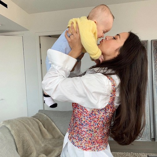 Nederlandse mommy influencer Bo Mulder in de top 30 lijst van Influencer DNA