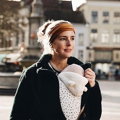 Nederlandse mommy influencer Willemine Bunk in de top 30 lijst van Influencer DNA