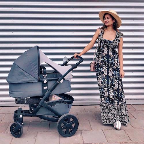 Nederlandse mommy influencer Serena Verbon in de top 30 lijst van Influencer DNA