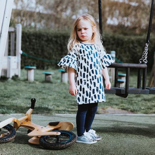 Nederlandse mommy influencer Anna Krylova in de Influencer DNA top 30 lijst