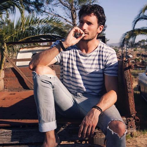 Nederlandse fashion influencer Arthur Duurkoop in de influencer DNA top 30 lijst