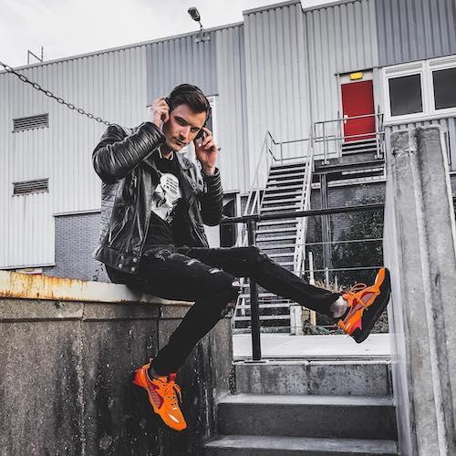 Nederlandse fashion influencer Robert Scheurwater in de influencer DNA top 30 lijst