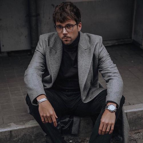 Nederlandse fashion influencer Jurjen Harmsma in de influencer DNA top 30 lijst