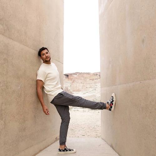 Nederlandse fashion influencer Yuri Kempees in de influencer DNA top 30 lijst