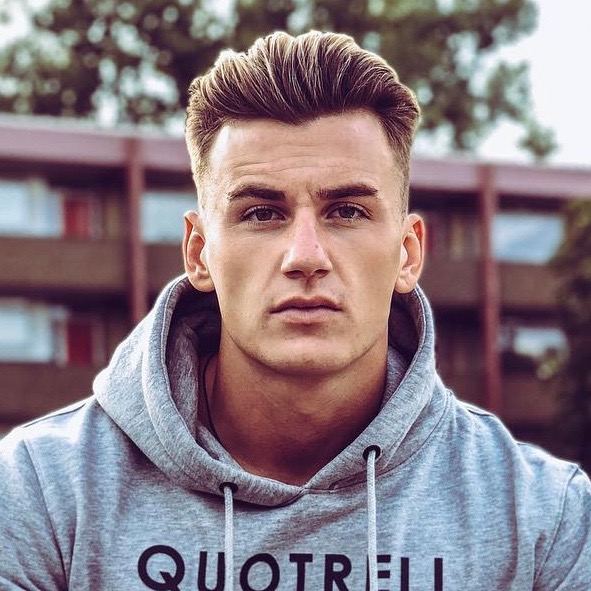 Nederlandse Sport Influencer Daniel Rutten in de influencer DNA top 30 lijst