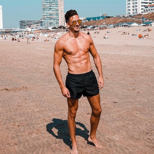 Nederlandse Sport Influencer Ewout Kuypers in de influencer DNA top 30 lijst