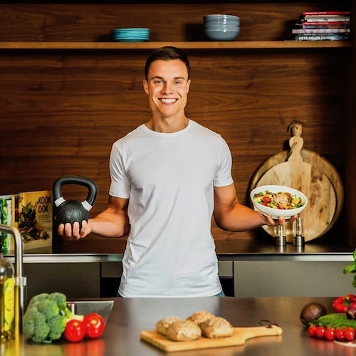 Nederlandse Sport Influencer Floris-Jan Boers in de influencer DNA top 30 lijst