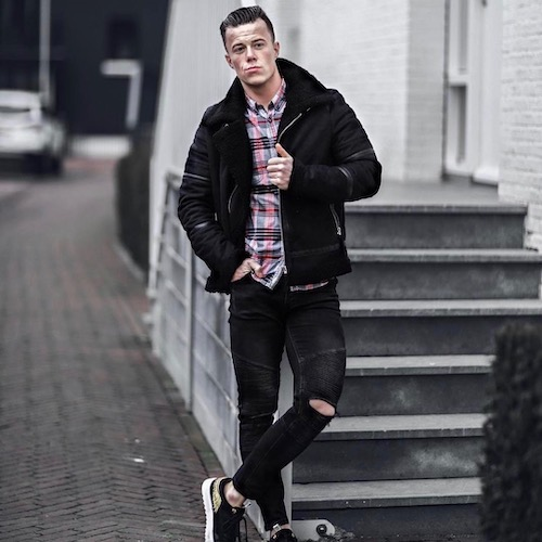Nederlandse Sport Influencer Gino Lamers in de influencer DNA top 30 lijst