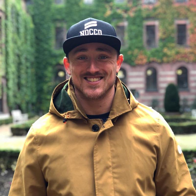 Nederlandse Sport Influencer Maarten de Groot in de influencer DNA top 30 lijst