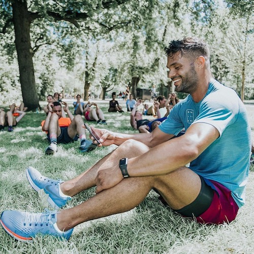 Nederlandse Sport Influencer Marc Udo in de influencer DNA top 30 lijst