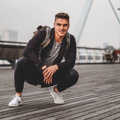 Nederlandse Sport Influencer Robert-Jan van der Houwen in de influencer DNA top 30 lijst