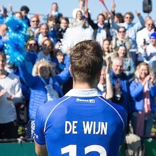 Nederlandse Sport Influencer Sander de Wijn in de influencer DNA top 30 lijst