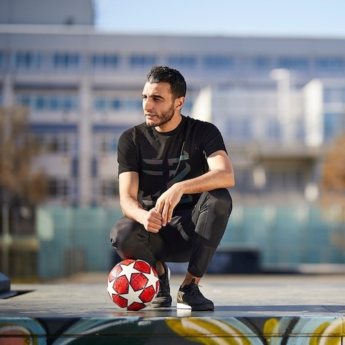 Nederlandse Sport Influencer Soufiane Touzani in de influencer DNA top 30 lijst