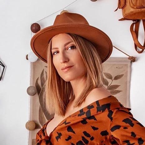 Nederlandse vrouwelijke fashion influencer Anne de Wit in de Influencer DNA top 30