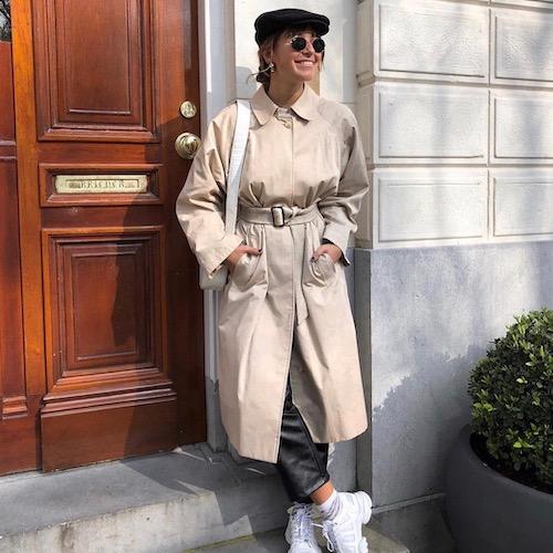 Nederlandse vrouwelijke fashion influencer Benthe Liem in de Influencer DNA top 30