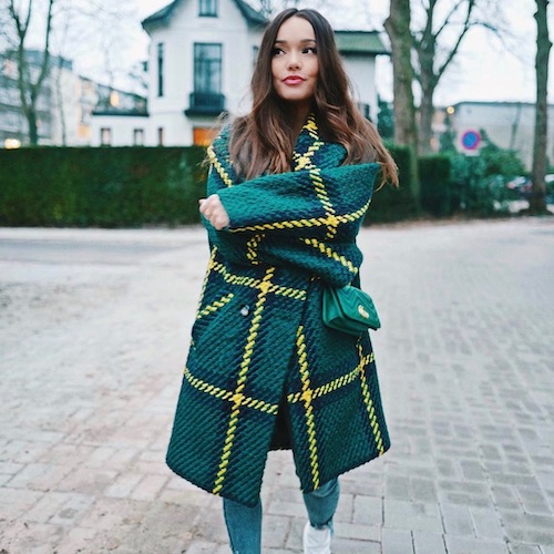 Nederlandse vrouwelijke fashion influencer Bibi Breijman in de Influencer DNA top 30