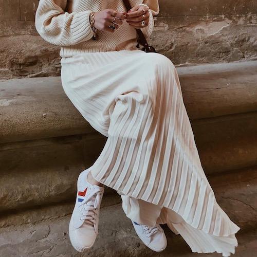Nederlandse vrouwelijke fashion influencer Nicole Ballardini in de Influencer DNA top 30