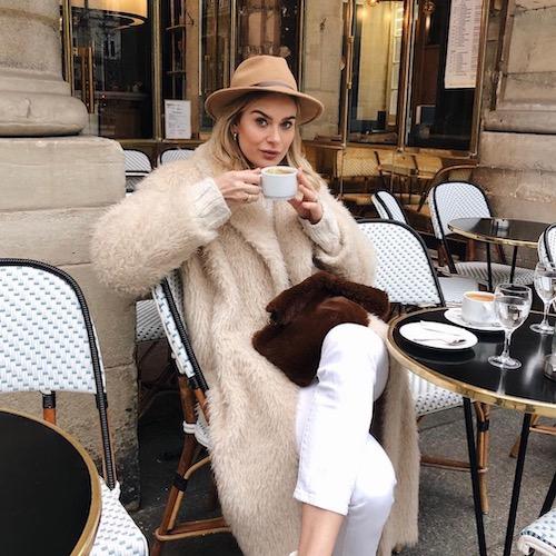 Nederlandse vrouwelijke fashion influencer Marlot Willems in de top 30 lijst van Influencer DNA