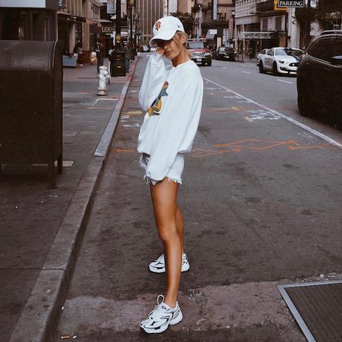 Nederlandse vrouwelijke fashion influencer Rianne Meijer in de Influencer DNA top 30