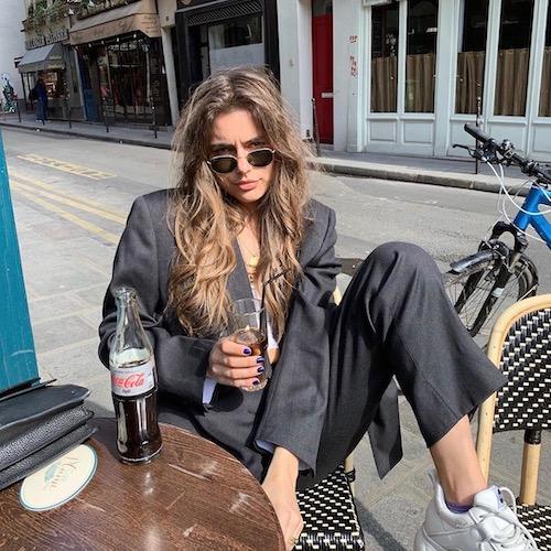 Nederlandse vrouwelijke fashion influencer Sophie Jorissen in de Influencer DNA top 30