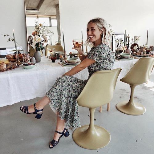 Nederlandse vrouwelijke fashion influencer Yara Michels in de Influencer DNA top 30